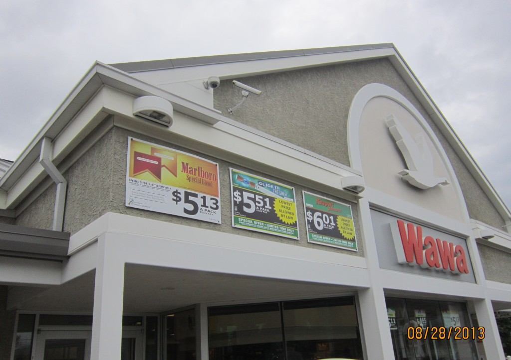 WaWA Lower Macungie Rt. 100