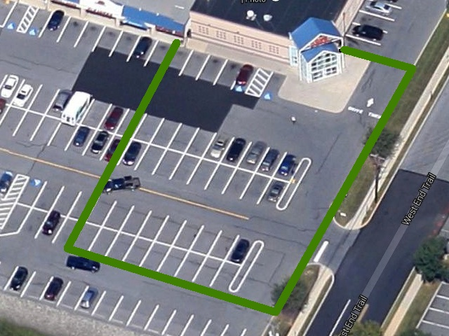 Parking. Macungie Borough probably doesn t have a parking problem     Lower