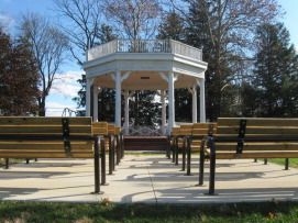 Pictured: East Texas Park Gazebo