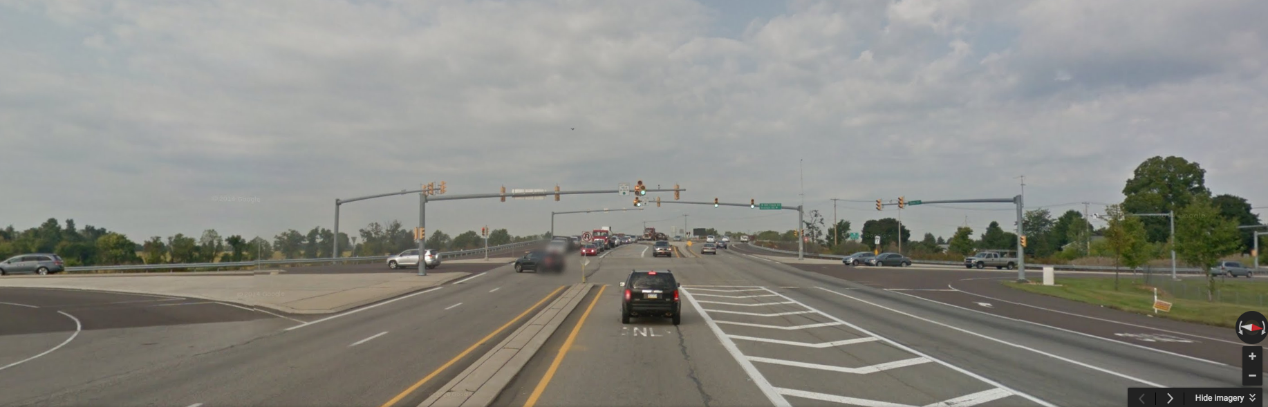One of the most dangerous intersections in the region.