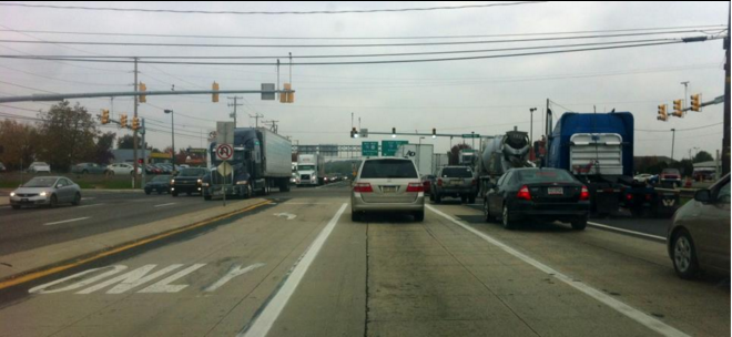 Rt. 100 is going to get more traffic. But we can still avoid this.